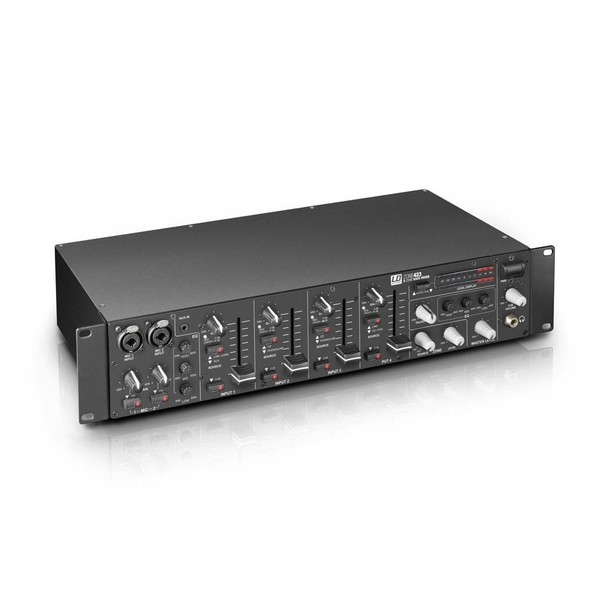 LD Systems ZONE423 2 Zone Rack Mixer