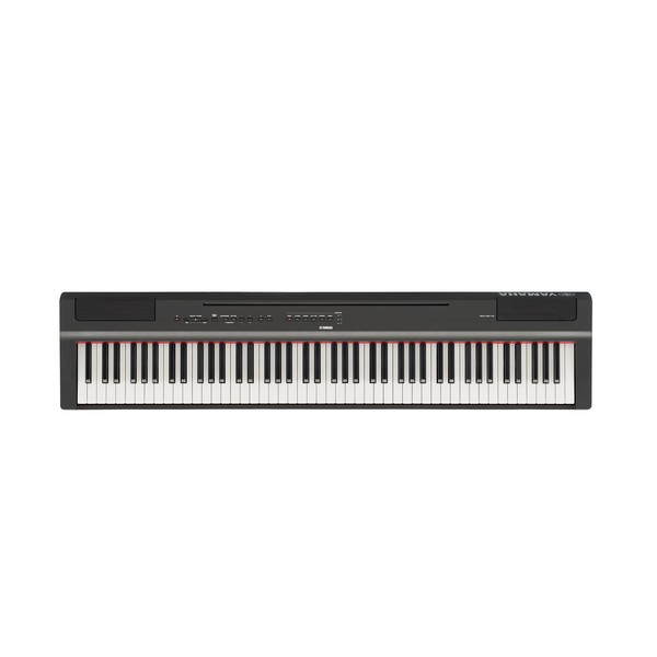 Yamaha P125 Digital Piano, Black