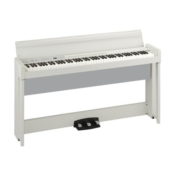 Korg C1 Air Digital Piano, Side