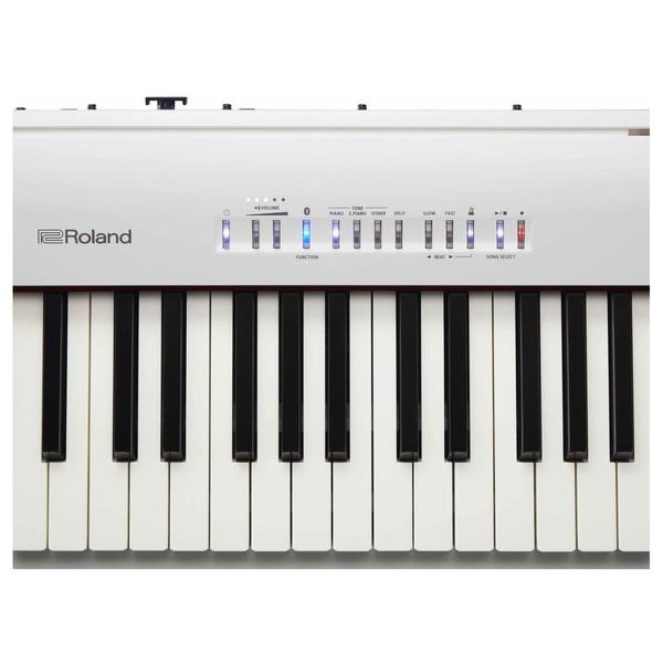 Roland FP 30 Digital Piano, White