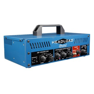 Radial Tonebone Headload V8 Guitar Amp Load Box, Front Angled Right