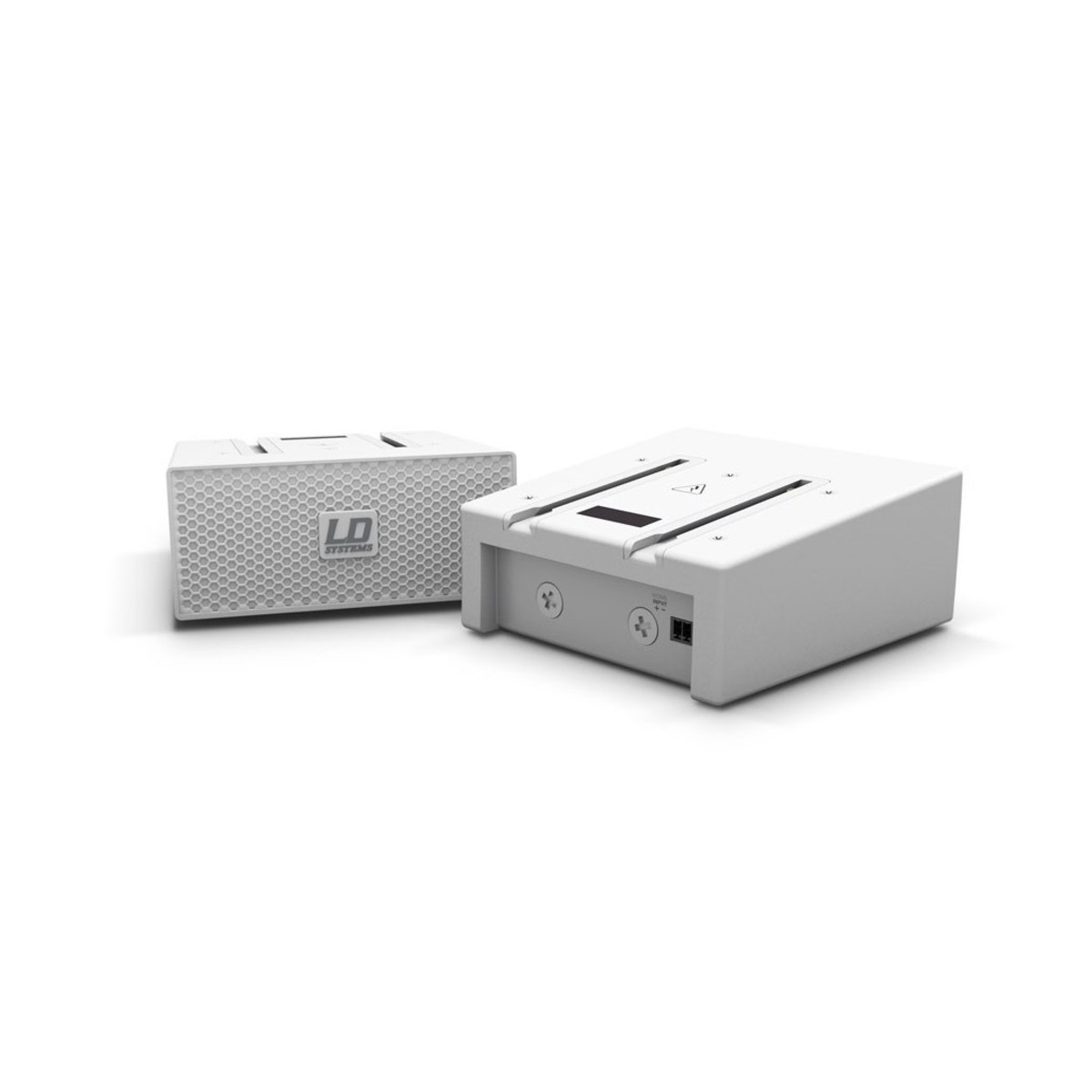 LD Systems CURV500 SLAWT Variable Voltage Smartlink Adapter White