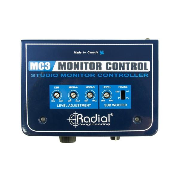 Radial MC3 Monitor Controller