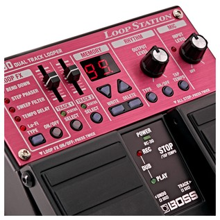 Boss RC-30 Loop Station Looper