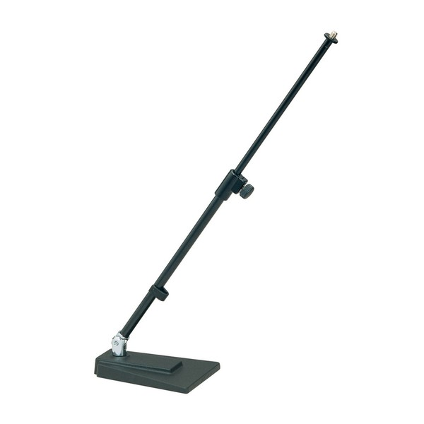 K&M 23400 Table/Floor Microphone Stand