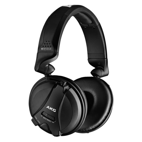 AKG K181 DJ Headphones - Front