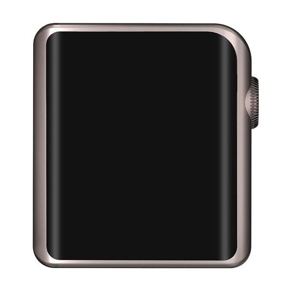 Shanling M0 Lossless Digital Audio Player, Titanium - Front