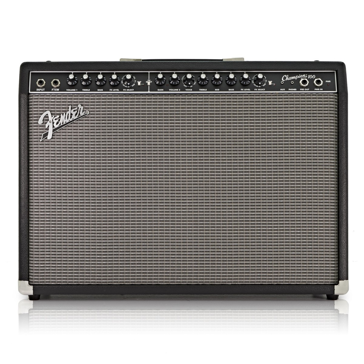fender champion 100 guitar combo w effects at gear4music. Black Bedroom Furniture Sets. Home Design Ideas