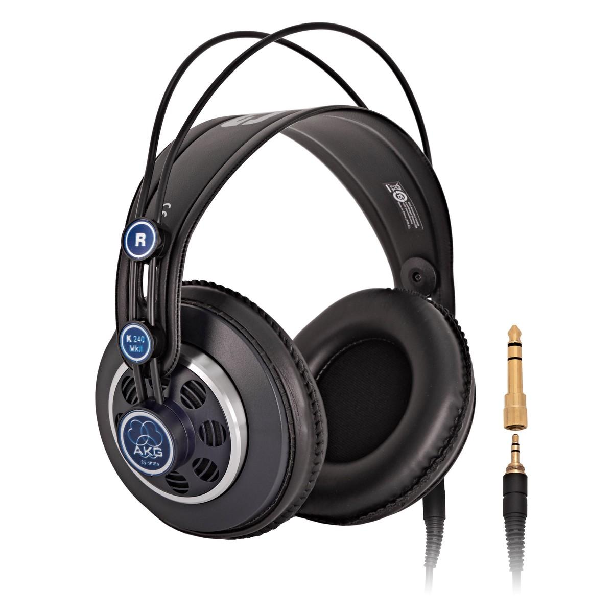 AKG K240 MKII Black Blue