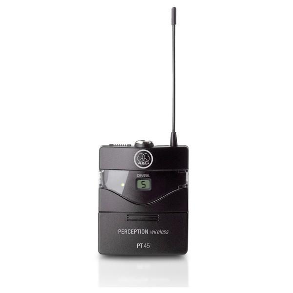 AKG PT45 Band D (ISM) Wireless Bodypack Transmitter