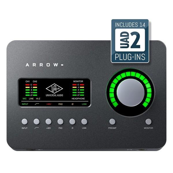 Universal Audio Arrow - Top