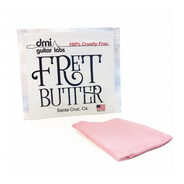 DMI Labs Fret Butter - cloth