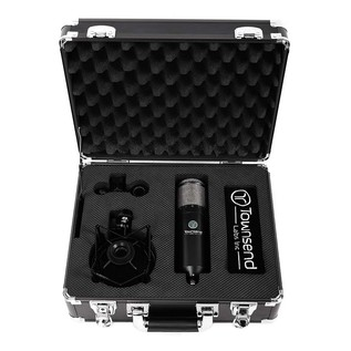 Townsend Labs Sphere L22 Microphone - Full Contents