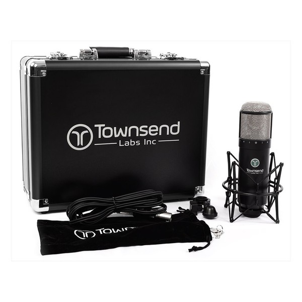 Townsend Labs Sphere L22 3D Microphone - Full Contents