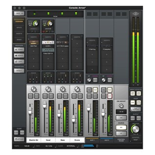 Universal Audio Arrow Thunderbolt Interface - Screenshot