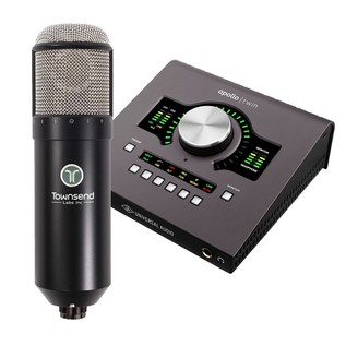 Universal Audio Apollo Twin Duo MkII with Townsend Labs Sphere L22 - Main