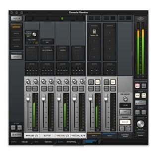 Universal Audio Apollo Twin Duo MkII, Thunderbolt - Console