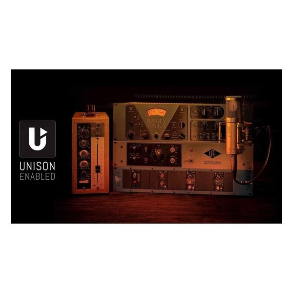 Universal Audio Apollo Twin Duo MkII, Thunderbolt - Unison Technology