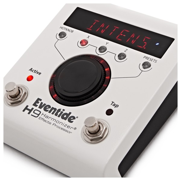 Eventide H9 Core Harmonizer Effects Processor - Rear Angled