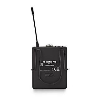 AKG WMS40 Mini Dual Wireless Instrument System