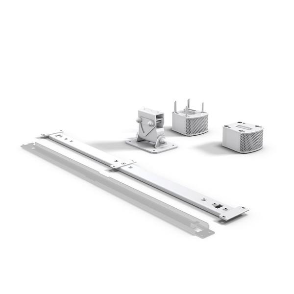 LD Systems MAUI G2 Tilt Installation Kit, White