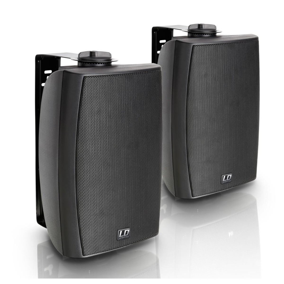 Click to view product details and reviews for Ld Systems Contractor Cwms52b Wall Mount Speaker Pair Black.