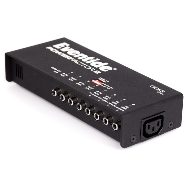 Eventide PowerFactor 2 Power Supply - Angled 2