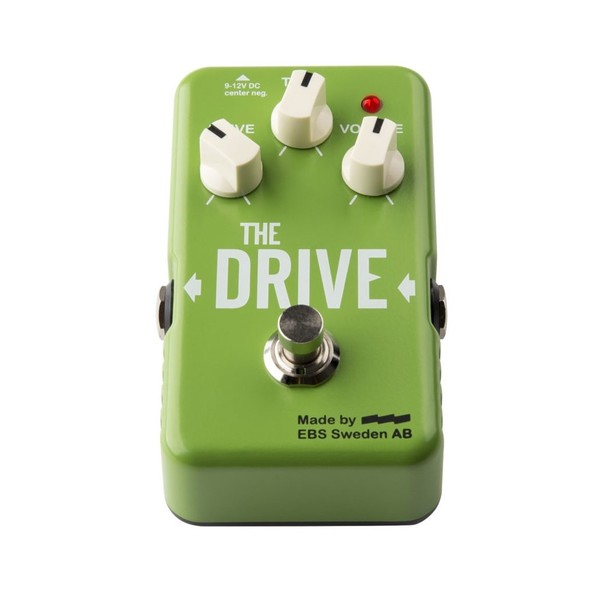 EBS-TDR The Drive Overdrive Pedal Main Image