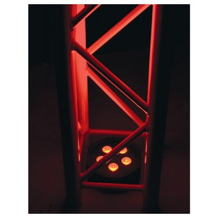 ADJ Mega TRIPAR Profile Plus LED Par Can, Inside Truss