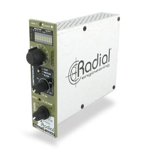 Radial Workhorse Komit Compressor Limiter, Front Angled