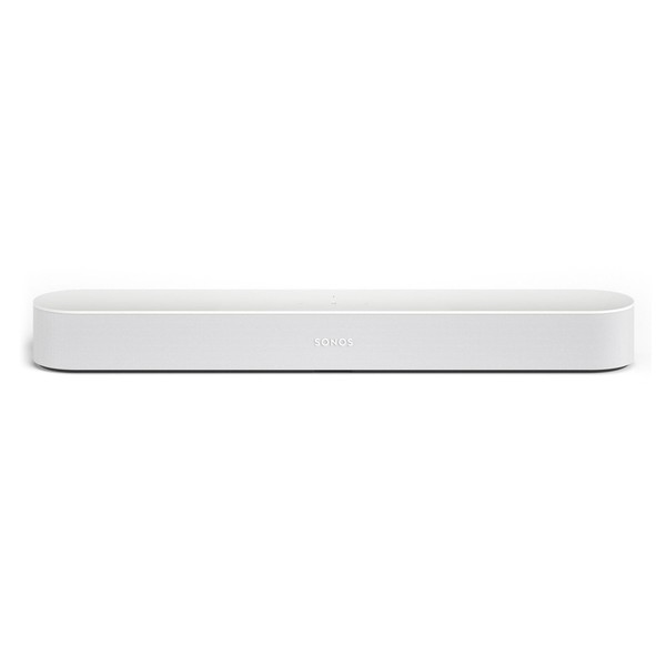 Sonos Beam Wireless Soundbar, White