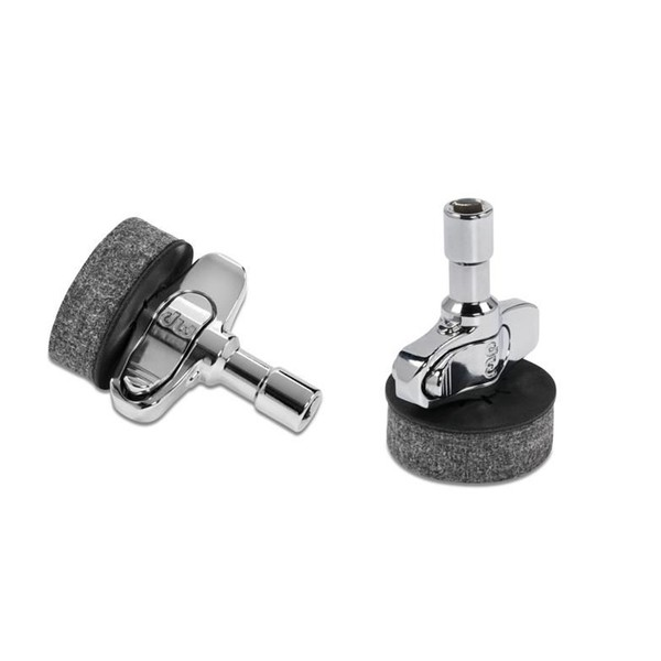 DW Quick Release Wing Nut / Drum Key 2/pk - Main