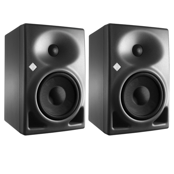 Neumann KH 120A Active Studio Monitor Pair - Bundle