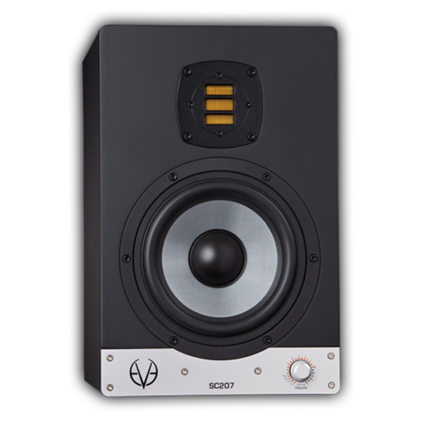 "Eve Audio SC207 2-Way 6.5"" Active Monitor (Front)"