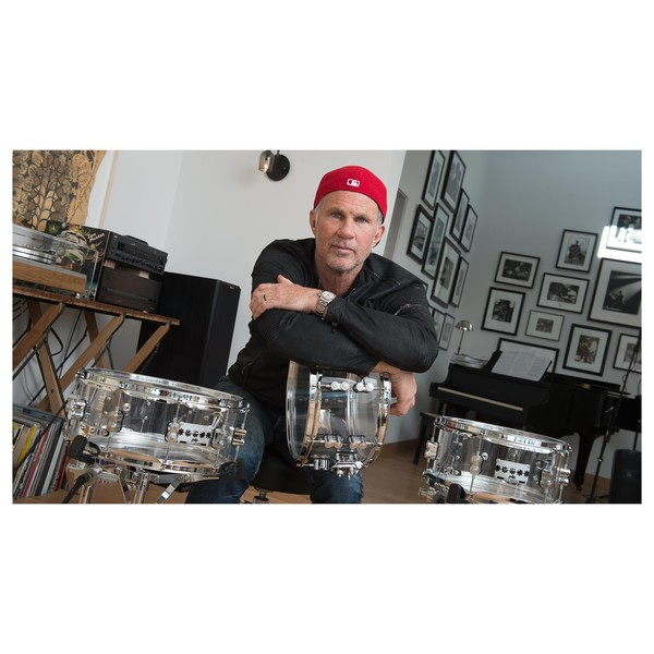 PDP Chad Smith 14 x 6'' Signature Snare - Chad Smith Shot