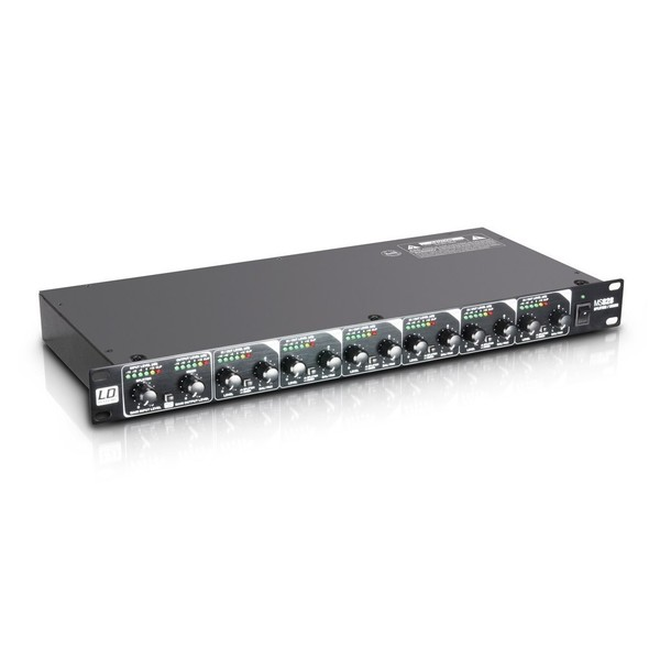 LD Systems MS828 8 Channel Rack Splitter Mixer