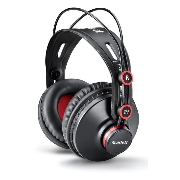 Scarlett Studio Bundle - Headphones
