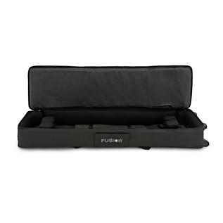 Fusion 15 Keyboard Gig Bag, Inside