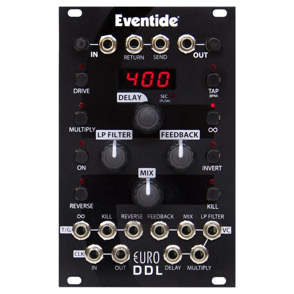 Eventide Euro DDL Digital Delay - Front