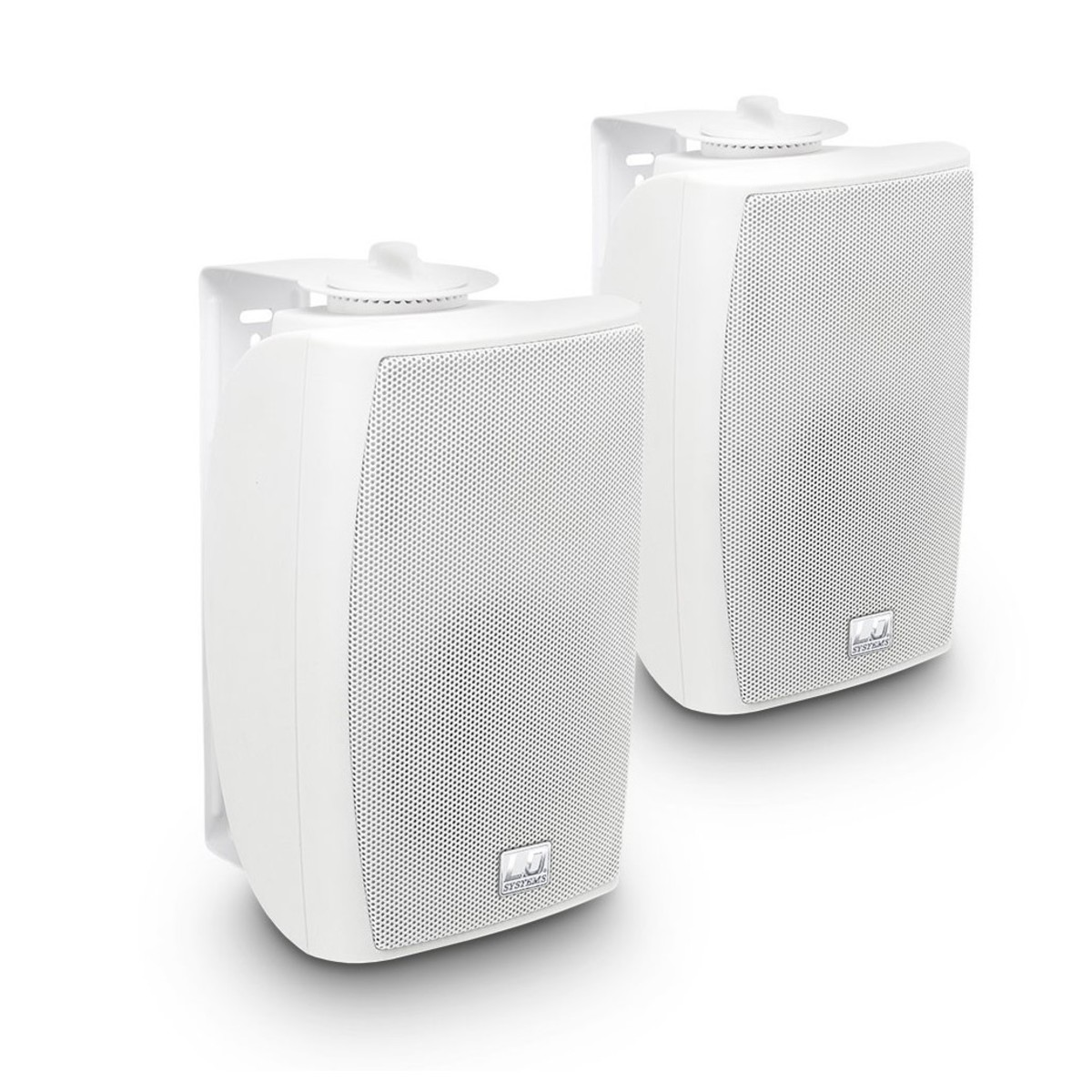 Ld Systems Contractor 4 Wall Mount Speaker Pair White