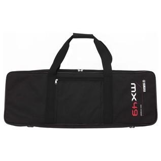 Yamaha MX49 Synth Soft Bag, Black - Front