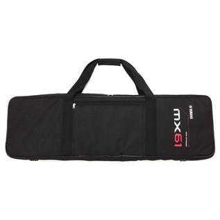 Yamaha MX61 Synth Soft Bag, Black - Front