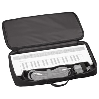 Yamaha reface Carry Bag, Suitable for All 4 reface Keyboards - Angled Open