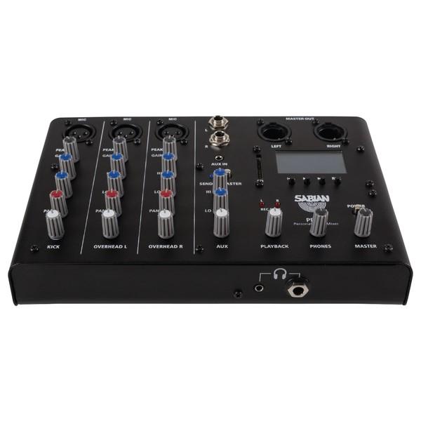 Sabian Sound Kit Complete 4 Piece Drum Mic & Mixer Kit Box