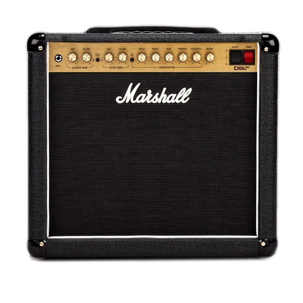 Marshall DSL20CR 20W 1x12 Valve Combo with Reverb