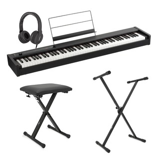 Korg D1 Digital Stage Piano X Frame Package