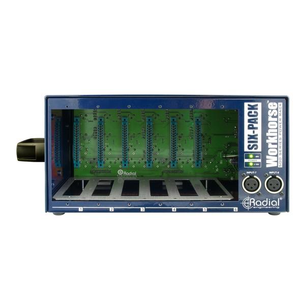 Radial Workhorse Six Pack 500 Series Power Rack