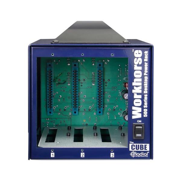 Radial Workhorse Cube 500 Series Power Rack