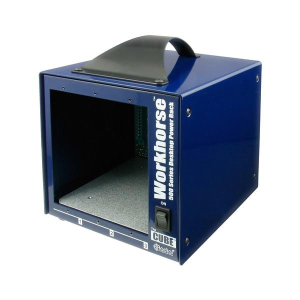 Radial Workhorse Cube 500 Series Power Rack, Side