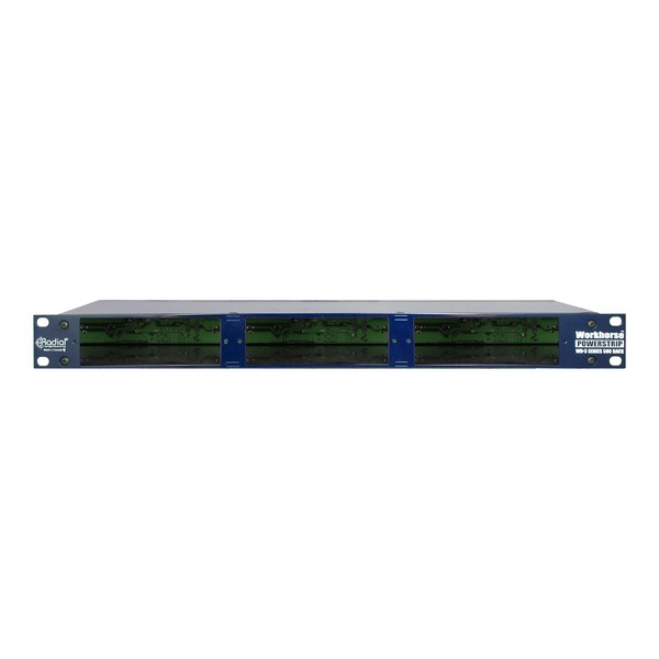Radial Workhorse Powerstrip 500 Series Rack Unit
